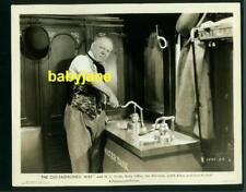 W.C. FIELDS VINTAGE 8X10 PHOTO 1934 THE OLD FASHION WAY