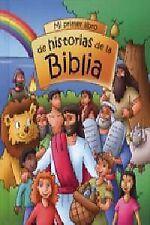 MI PRIMER LIBRO HISTORIAS DE LA BIBLIA. ENVÍO URGENTE (ESPAÑA)