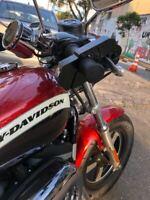 Garrys Handlebar Throttle Grip lock Motorbike Motorcycle Security Lock