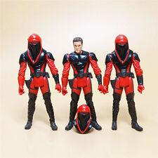 lot 3 Star Wars Carnor Jax Crimson Empire Royal Guard 30th Anniversary Figure