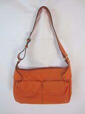 MAXX New York Orange Purse Handbag Shoulder - BP6