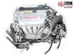 2003-2007 ACURA TSX 2.4L DOHC 4-CYLINDER 3-LOBE I-VTEC ENGINE JDM K24A