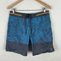 Billabong Mens Board Shorts Size 30 Multicoloured Drawstring Great Condition