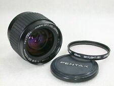 Pentax-110 Zoom Lens 20-40mm F2.8,  Serial No. 1017 342
