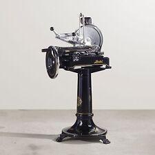 Berkel Flywheel / Hand Crank Prosciutto Slicer - Model 9 - Fully Restored