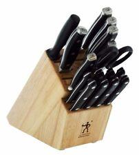 ZWILLING J.A. Henckels International Forged Premio17-Pc Knife Block Set