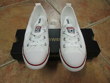 Converse Chucks All Star CT Ballet Lace Slip  Gr. 40  White 549397C  Neu Trendy
