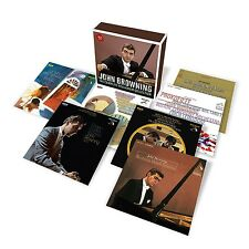 John Browning-The Complete RCA Album Collection-Browning, John 12 CD NUOVO