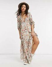 NWT Free People Earthfolk Maxi Dress XS NWT $168