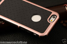 Shockproof Rubber Hybrid Fashion Hard Case Cover For Apple iPhone 5 5S SE