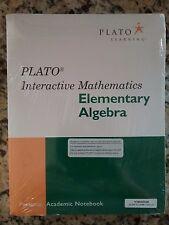 Interactive Mathematics  Elementary Algebra  9780004B **FREE SHIPPING**