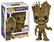 Funko Pop Guardians of the Galaxy Angry Groot (84)