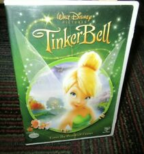 DISNEY: TINKER BELL ANIMATED DVD MOVIE, DISNEY FAIRIES MOVIE, PIXIE HOLLOW, GUC
