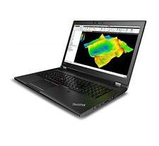 """New Lenovo ThinkPad P72 17.3"""" FHD Intel i7-8750H 8GB 256GB SSD P600 Webcam FPR"""