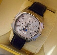 """New INVICTA 2051 Moonphase """"Objet d'art"""" Automatic Watch with Box"""
