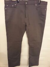 Marks & Spencer Mens Tapered Green Jeans w44x l31