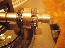 SUB AUXILIARY WEIGHT + 22 g. TECHNICS SL1200 SL1210 SL1200 MK2 MK3 M3D MK5