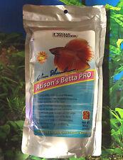 500g ATISON'S BETTA PRO Ocean Nutrition Pellets Aquarium Tropical Fish Food