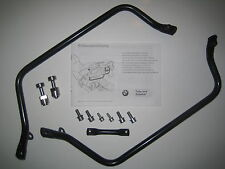 Set Original BMW Vario-Kofferhalter F650GS + Dakar 1-Zyl. side case brackets new