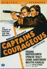 Captains Courageous (1937) New Sealed DVD Spencer Tracy