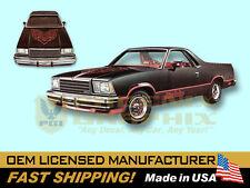 1978 1979 1980 1981 1982 1983 GMC Diablo Decals & Stripes Kit