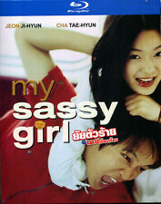 My Sassy Girl Korean Movie Sub Eng <Brand New Blu-Ray>