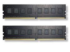 G.Skill Value 4 DIMM Kit 8 GB, DDR4-2133, CL15, DDR4 RAM Speicher