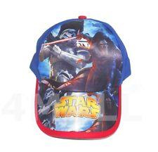 Kids Boys Peaked Cricket Baseball Cap Hat Base Ball Sun Star Wars Kylo Ren 2ccd0483f0a2