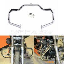 Chrome Engine Guard Crash Bar For Harley Touring 09-17 Road King Street Glide