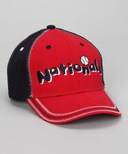 Washington Nationals Adjustable Toddler Baseball Hat