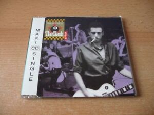 Maxi CD The Clash - Should I stay or should I go - 1991 - Levis Werbesong