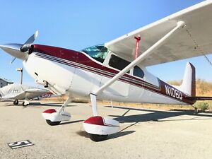 Cessna 180 Skywagon 1956 ebay motors airplane single engine.