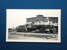 Western Maryland Railway Engine Locomotive No. 626 Antique Photo