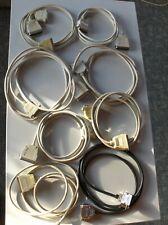 Posten 8 Stück Druckerkabel von 25 polig auf Centronics gebraucht ungeprüft