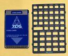 TDS COGO CARD FOR HP 48GX HEWLETT PACKARD VERSION 4.1 w/ OVERLAY