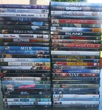 50+ DVD Lot Independent Oscar Drama popular titles Indie Gems