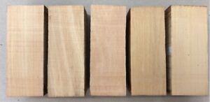 Zitronenholz | Ceylon Satinholz | Drechselholz | Messerblock | 110 x 40 x 40 mm