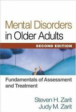 Mental Disorders in Older Adults, Second Edition: Fundamentals of-ExLibrary