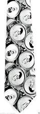 Pop The Top Mens Neck Tie Novelty Necktie Funny Soda Beer Can Drink Food New