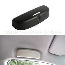 Schwarz Auto Sonnenbrille Aufbewahrungsbox Clip Für For 13-16 BMW 1 3 Series