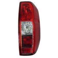 Rear tail light for Nissan Navara D40 lamp with E Marked+FOG UK spec O/S RH lens