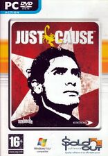Just Cause DVD-ROM (free US shipping) NEW