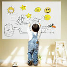 Removable WhiteBoard Wall Paper Sticker Dry Erase Office Vinyl Decor Decal Hot