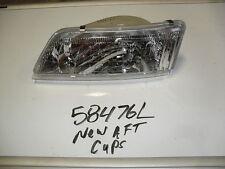 New Aftermarket Left Headlight Headlamp Fits 1997-1999 Nissan Maxima