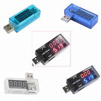 USB Charger Voltage Charging Detector Amp Voltage Tester Detector ASS