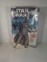 Vintage MPC Darth Vader Star Wars Model Kit Commemorative Edition