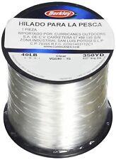 Berkley Vanish Fluorocarbon 350 Yd Spool Clear 350 Yd, pound test 30