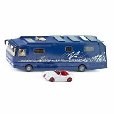 Camping-cars miniatures blancs cars
