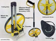 B Distance Measuring Wheel