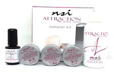 NSI - Attraction Acrylic System - SAMPLER KIT - NSI #7930